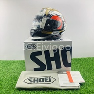 🔥[HOT SALES] 🔥  1:1 Shoei X-14 Marquez Motegi Helmet Lucky Cat Helmet Material:ABS Shipping With BOX