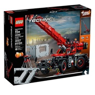 LEGO 42082 動力科技系列 曠野地形起重機 ROUGH TERRAIN CRANE TECHNIC