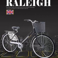 Raleigh city bike