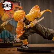 Demon Slayer Kimetsu no Yaiba Action Figures Anime Figure Collection Model Dolls