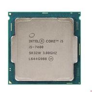 intel/英特爾 酷睿i5 7500 7400 i3 7100 6500CPU 臺式機處理器