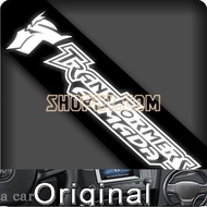 Car Scooter Sticker 3M Reflective 01202 Transformers