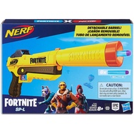 Nerf Fortnite SP-L Blaster Gun with Detachable Barrel and 6 Official Fortnite Elite Darts ปืนเนิร์ฟฟอร์ตไนต์