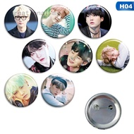 BTS Love Yourself Japan Edition Can Badge Official Merchandise Brooches