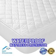 King Koil Waterproof Mattress Protector/ Mattress Cover/ Perlindungan Tilam Alas Tilam Kalis Air