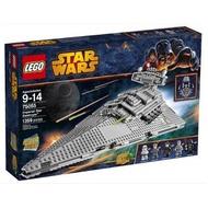 下殺 特惠 速出Lego樂高 絕版 75055 限量絕版 星際大戰系列 男 玩具 積木