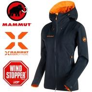 Mammut 長毛象 軟殼外套/軟殼衣/風衣 Eiger Extreme 極限系列 Ultimate Eisfeld SO 1010-25090 女5924 夜藍