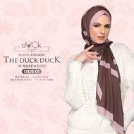 The duck duck shawl