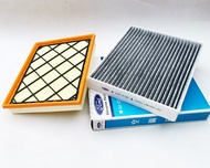 Ford Focus MK4 generation 4 focus 2019 ~ Ford  air filter  Ford  Cabin filter