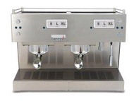 Baresso Duo Tronic เครื่องทำกาแฟ รุ่น CF073 - Silver