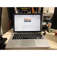 Macbook Pro 13吋 日規 512G (2013Late)