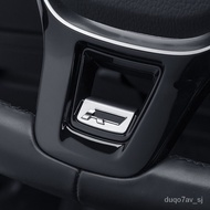Car Steering Wheel Trim R Line Emblem Sticker for VW Golf 7 7.5 MK7 Arteon Jetta Tiguan Passat B8 Accessories