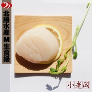 【小老闆】北海道生食級干貝M級(1kg/ 約26-30顆)