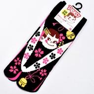 Peko 不二家 牛奶妹 日本足袋襪子 23-25cm 京都限定