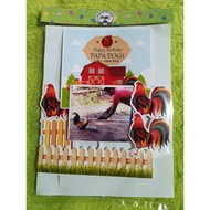 ROOSTER THEME Cake topper