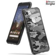 【Ringke】Rearth Google Pixel 3a [Fusion Design] 透明背蓋防撞手機殼(Pixel 3a 透明背蓋防撞手機殼)
