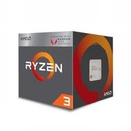 全新 含發票 AMD Ryzen AM4 R3-3200G 四核心 代理商 盒裝 R3 3200G CPU 處理器