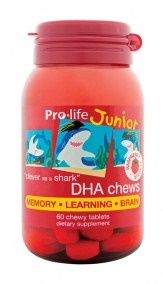 [Pro-life] DHA Chews - Junior 60 chewy tablets X 3