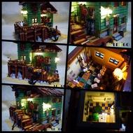 LEGO 樂高 21310 老漁屋 專用套組 燈組 燈光