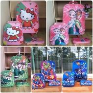 โปรโมชั่น กระเป๋านักเรียน กระเป๋าเด็ก 3มิติ ลดกระหน่ำ กระเป๋า เดินทาง ของ เด็ก กระเป๋า เดินทาง เด็ก นั่ง ได้ กระเป๋า เดินทาง ส