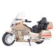 1:18 Honda Sayap Kenderaan Mati Mati Koleksi Hoies Model Motosikal Mainan