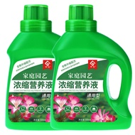Middle ancient nutrition liquid plant universal soil water culture potted flower