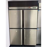 二手-瑞興 營業用 四門冷凍冷藏冰箱EW-512