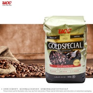 UCC - 啡色裝- UCC 金牌咖啡豆 UCC Golden Special Coffee Bean (360g) 4901201032127