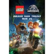 Lego Jurassic World Jurassic Park Trilogy Pack 2-FULL GAME