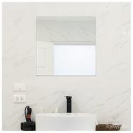 Soft mirror glass sticker mirror wall sticker acrylic lens bathroom full-body mirror wallpaper self-adhesive household
