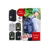 【Mr.Japan】日本 YANKEES 洋基 MLB 運動 手提 後背包 大容量 A4 筆電包 黑 特價 預購款