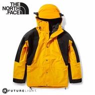 【The North Face 男 ICON 防水防風外套(美版)《黃/黑》】4R52/衝鋒衣/防水外套/風雨衣
