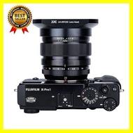 JJC LH-JXF23II ฮูดเลนส์สำหรับ Fuji 23mm F1.4 และ 56mm F1.2 เลือก 1 ชิ้น อุปกรณ์ถ่ายภาพ กล้อง Battery ถ่าน Filters สายคล้องกล้อง Flash แบตเตอรี่ ซูม แฟลช ขาตั้ง ปรับแสง เก็บข้อมูล Memory card เลนส์ ฟิลเตอร์ Filters Flash กระเป๋า ฟิล์ม เดินทาง