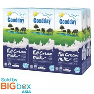 Goodday UHT Milk 200ml x 6 - Full Cream