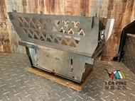 《愛露愛玩》A.T.A.N MOQ-1 秒爐 1秒秒收爐 304不鏽鋼 焚火台 烤爐 燒烤爐 BBQ 烤肉架 露營 野營