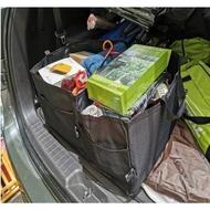 【May Shop】汽車用折疊置物收納儲物後備箱 露營裝備箱