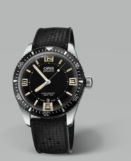 ORIS DIVERS SIXTY-FIVE復刻潛水錶(0173377074064-0742018)黑面/40mm