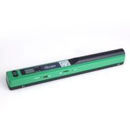 PINGZ ISCAN01 HD Portable Scanner 900dpi A4 Color Handheld Mini New Document Book Hand