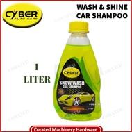 [CORATED] CYBER Wash & Shine Car Shampoo 1 Litre