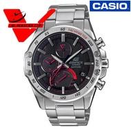นาฬิกา Casio Edifice EQB-1000XD Bluetooth Smartphone Link นาฬิกาข้อมือ สายสแตนเลส รุ่น (ประกัน CMG ศูนย์เซ็นทรัล) กระจก Sapphire glass รุ่น EQB-1000XD-1A