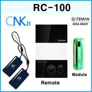 Gateman Remote / SAMSUNG Remote / kAISER+ REMOTE RC-100 for WF20 G-SWIPE WF200 etc