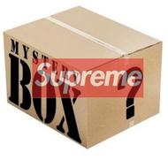 Mystery box supreme collection  (กล่องสุ่ม Supreme ล้วน ของในกล่องทุกชิ้นแท้1000%)