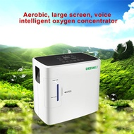 Home High Quality Portable Adjustable Oxygen Concentrator Generator Machine 1-6L/min 30-90%