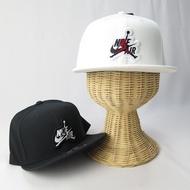 NIKE JORDAN PRO CAP JM CLASSICS棒球帽 可調 CI3932- 黑/白【iSport愛運動】