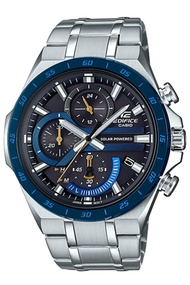 Casio Edifice นาฬิกาข้อมือผู้ชาย สายสแตนเลส รุ่น EQS-920DB,EQS-920DB-2A,EQS-920DB-2AV ( CMG ) - สีเงิน