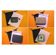 不織布防塵袋、包裝袋、收納包◎Anna Sui飾品、配件、化妝品、零錢包防塵套◎15*20cm◎束口袋10入