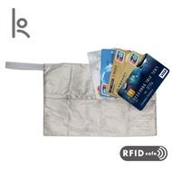 【Korin Design】ClickPack 防RFID收納袋