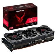 PowerColor 撼訊 RX5700-XT 8GBD6-3DHE/OC 紅魔版 Red Devil 顯示卡