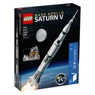 LEGO 樂高 IDEAS系列 92176 NASA 阿波羅 土星五號 農神五號 火箭 【鯊玩具Toy Shark】