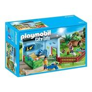 Playmobil 摩比 CITY 9277 小動物遊樂場 【鯊玩具Toy Shark】